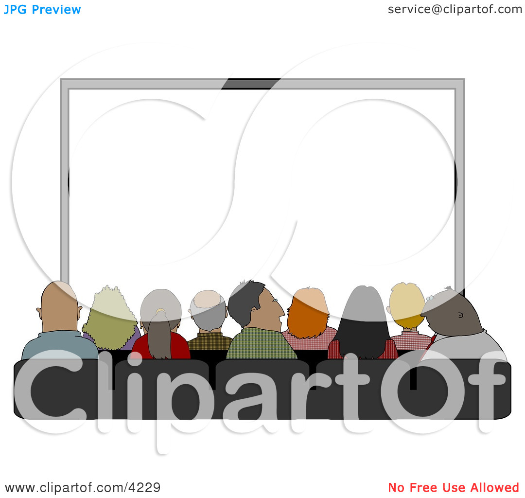 audience theater clipart clipart kid