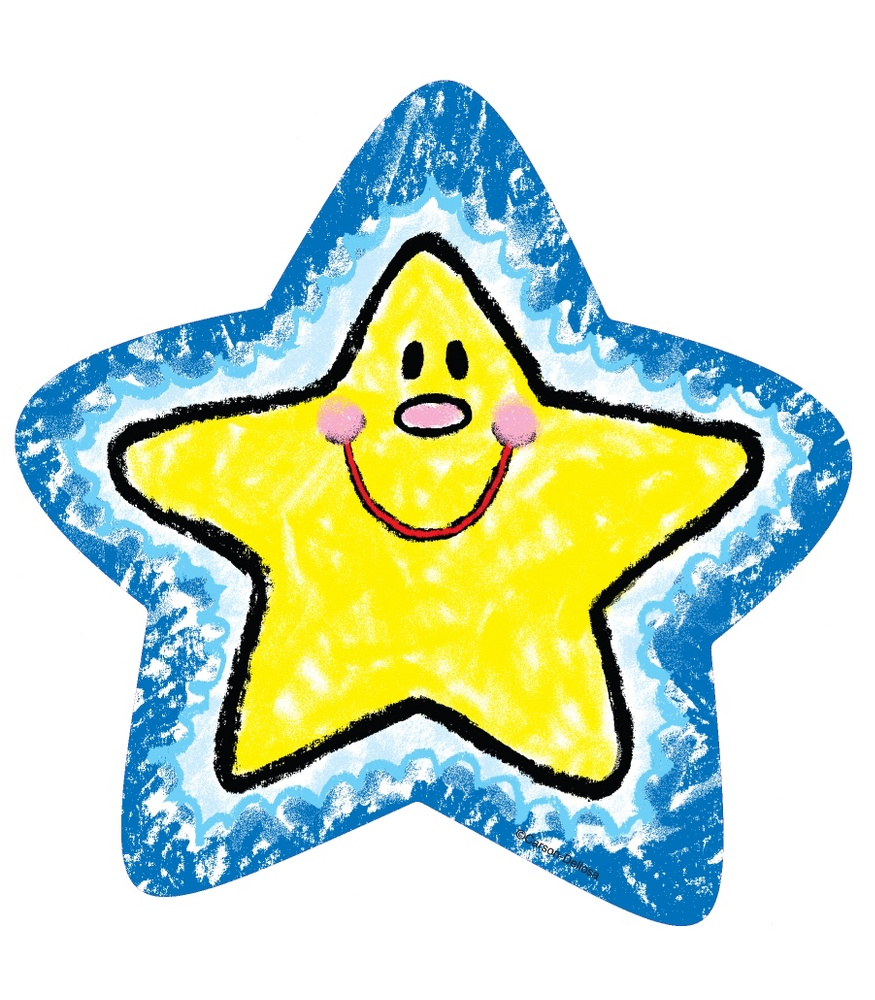 Carson-dellosa Star Clipart - Clipart Suggest