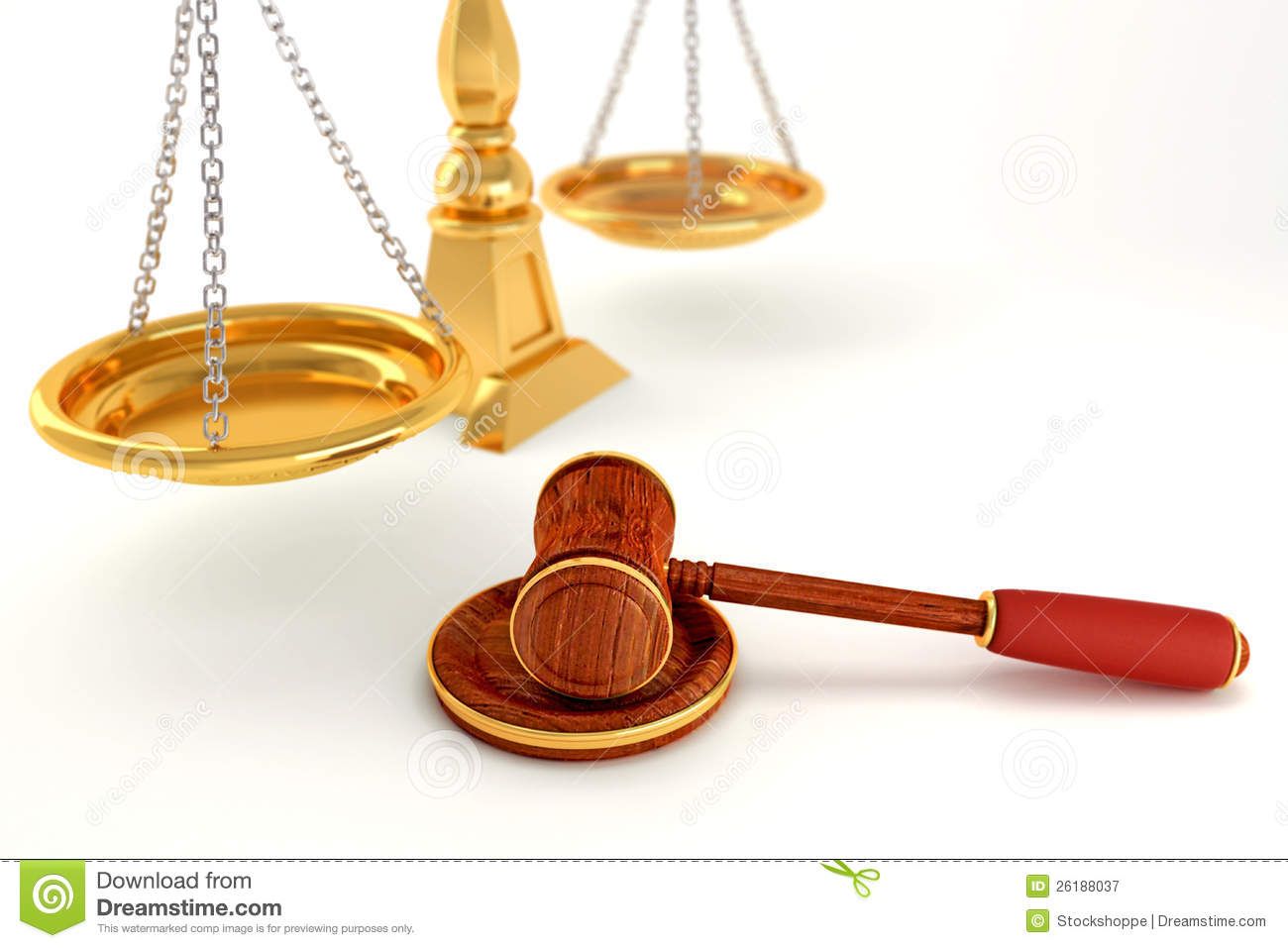 Free Clip Art Gavels Or Weights Law Wooden Law Gavel With Scale