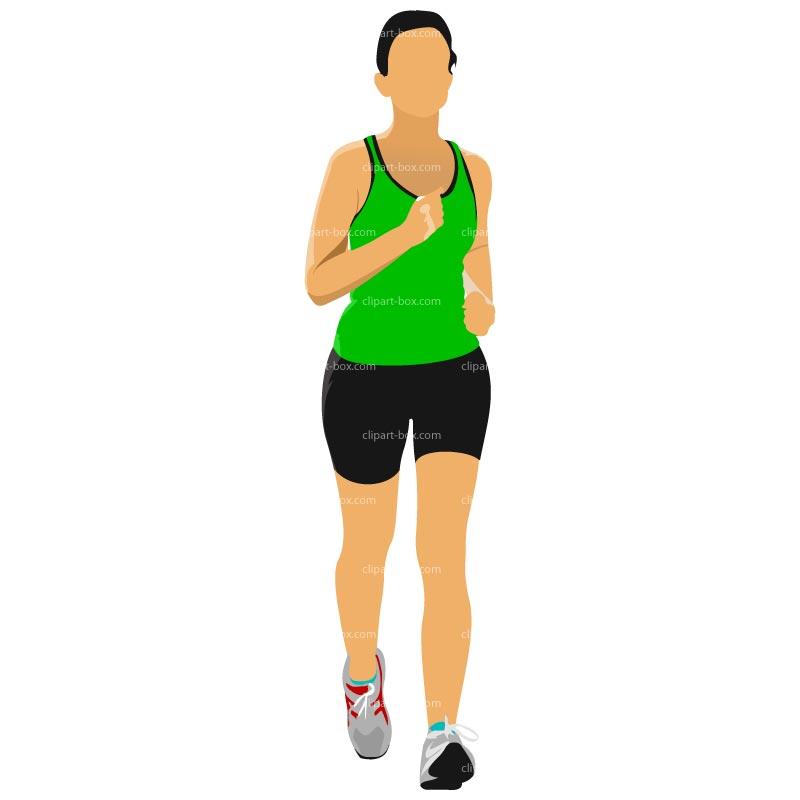 cliparts joggen - photo #21