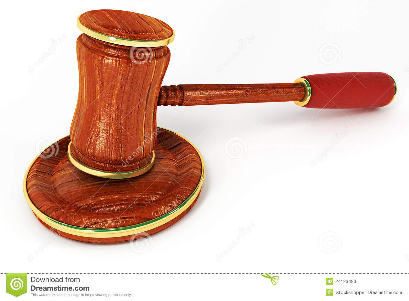 Law Gavel Stock Photos   Image  24123493