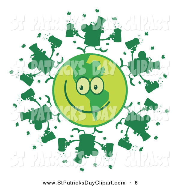 St  Patrick S Day Clip Art   Hit Toon