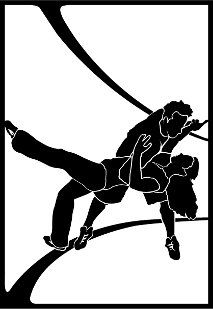 Swing Dance 010111  Vector Clip Art   Free Clipart Images