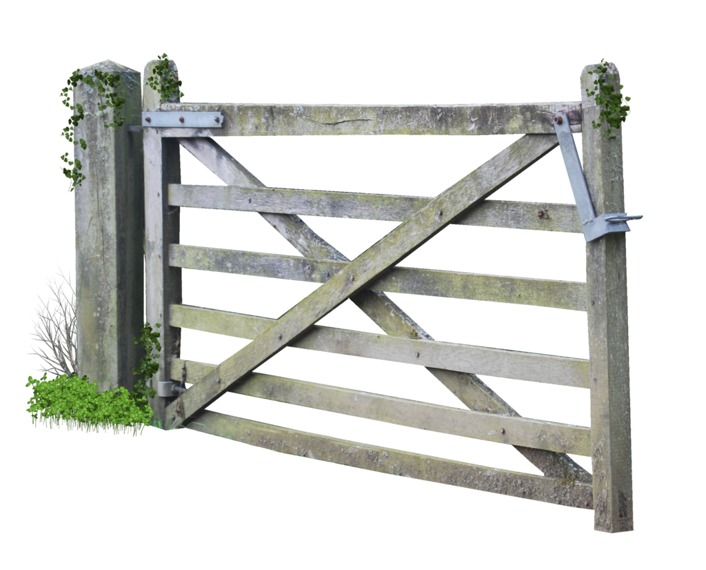 Farm Gate Clipart - Clipart Kid