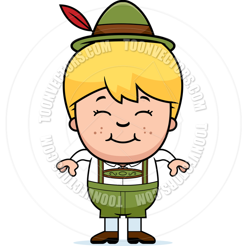 german kids clipart - photo #16