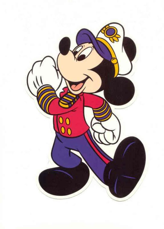 Disney Cruise Mickey Clipart   Free Clip Art Images