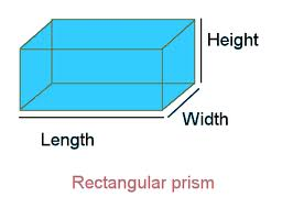 From This Figure Rectangular Prism Vertices 8 Rectangular Prism Edges