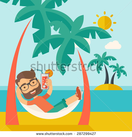 Images Similar To Id 128079833   Coconut Palm Trees And People