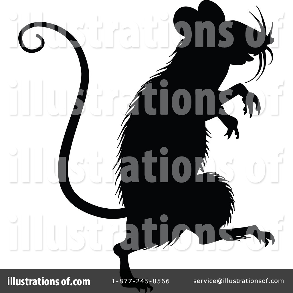 Quiet As A Mouse Clip Art