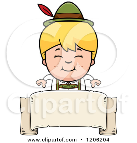 german kids clipart - photo #10