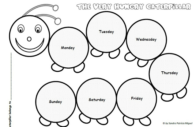 ... Playgroup The Very Hungry Caterpillar Activities #H2NA7A - Clipart Kid