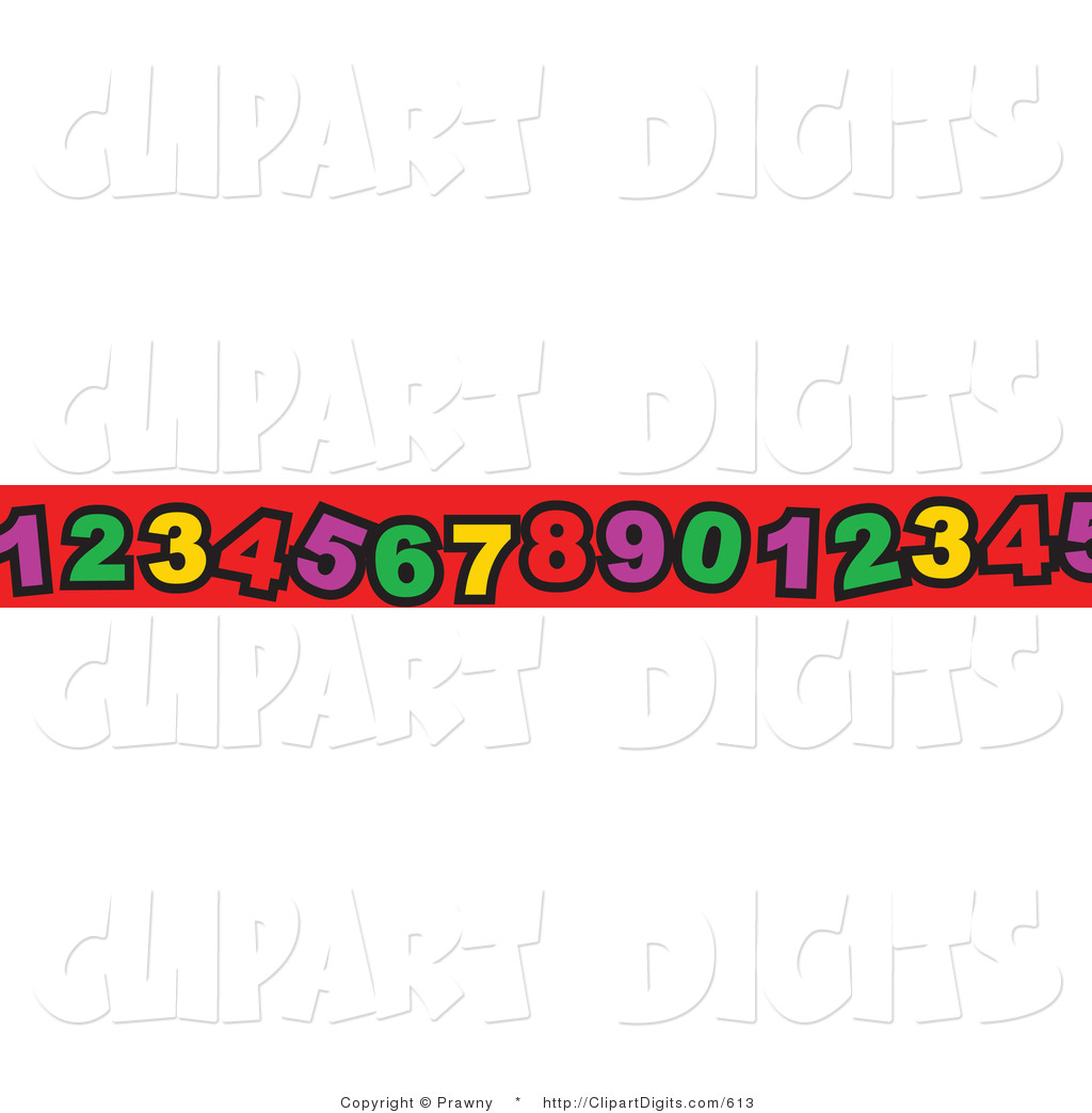 Math Numbers Border Clipart - Clipart Suggest