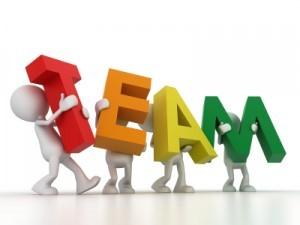 Samenwerken in een team