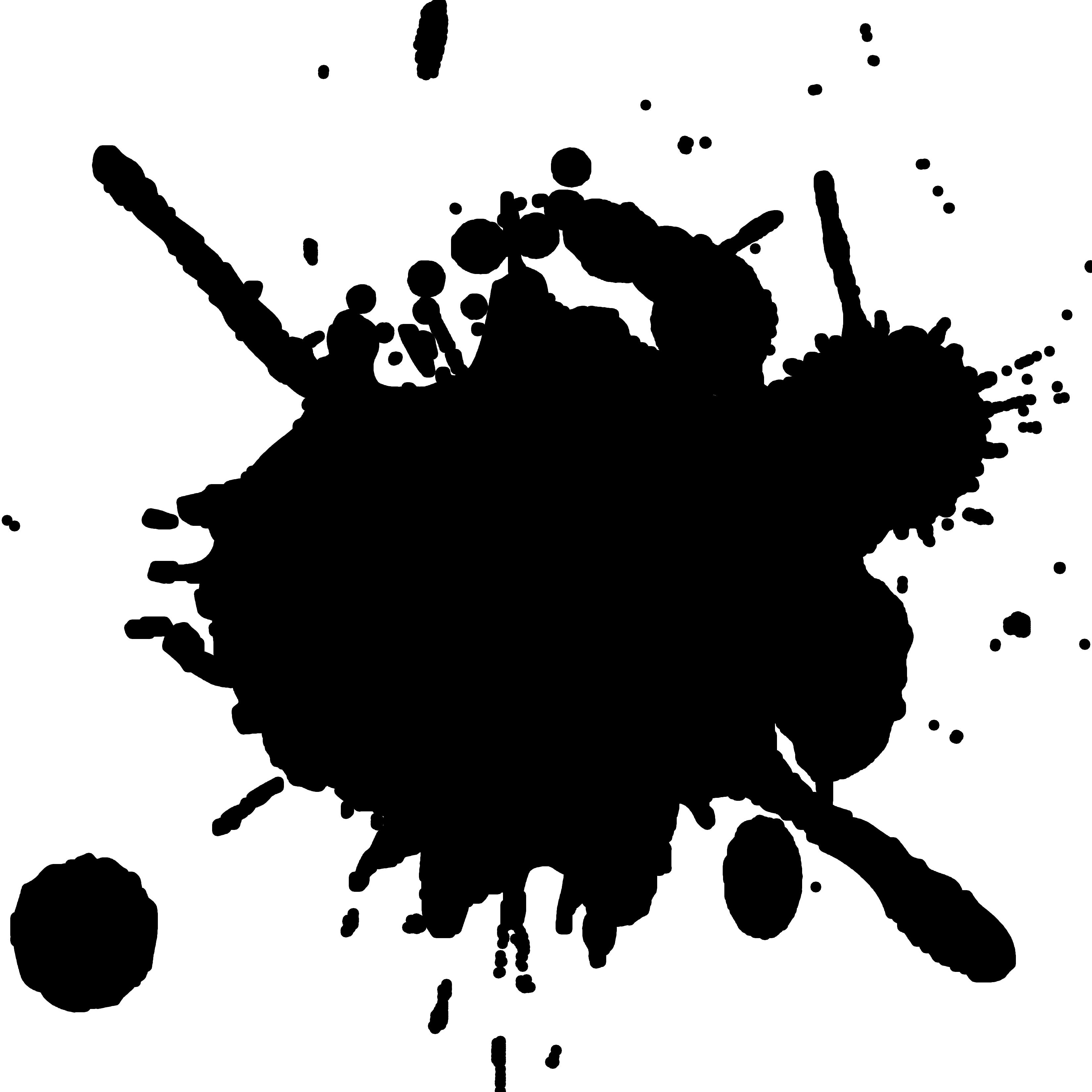 Clip Art Black Splash Clipart - Clipart Kid