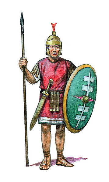 Roman Soldier Clipart Clipart Suggest