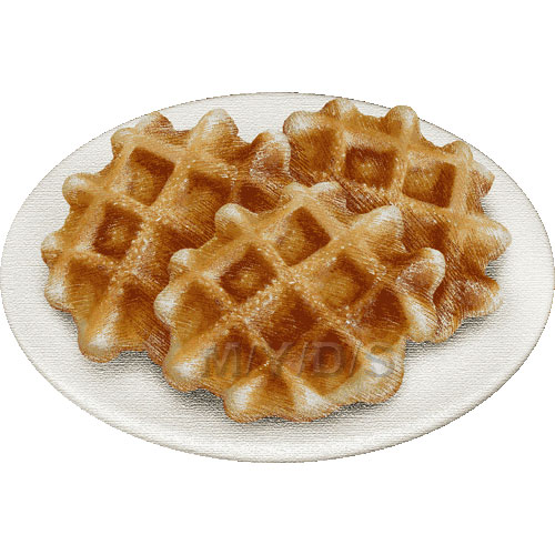 Waffle Clipart - Clipart Suggest