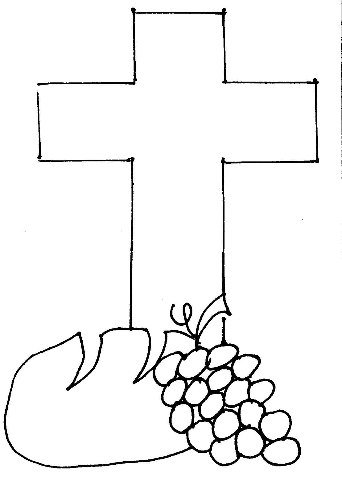 catholic ordinary time coloring pages - photo#32