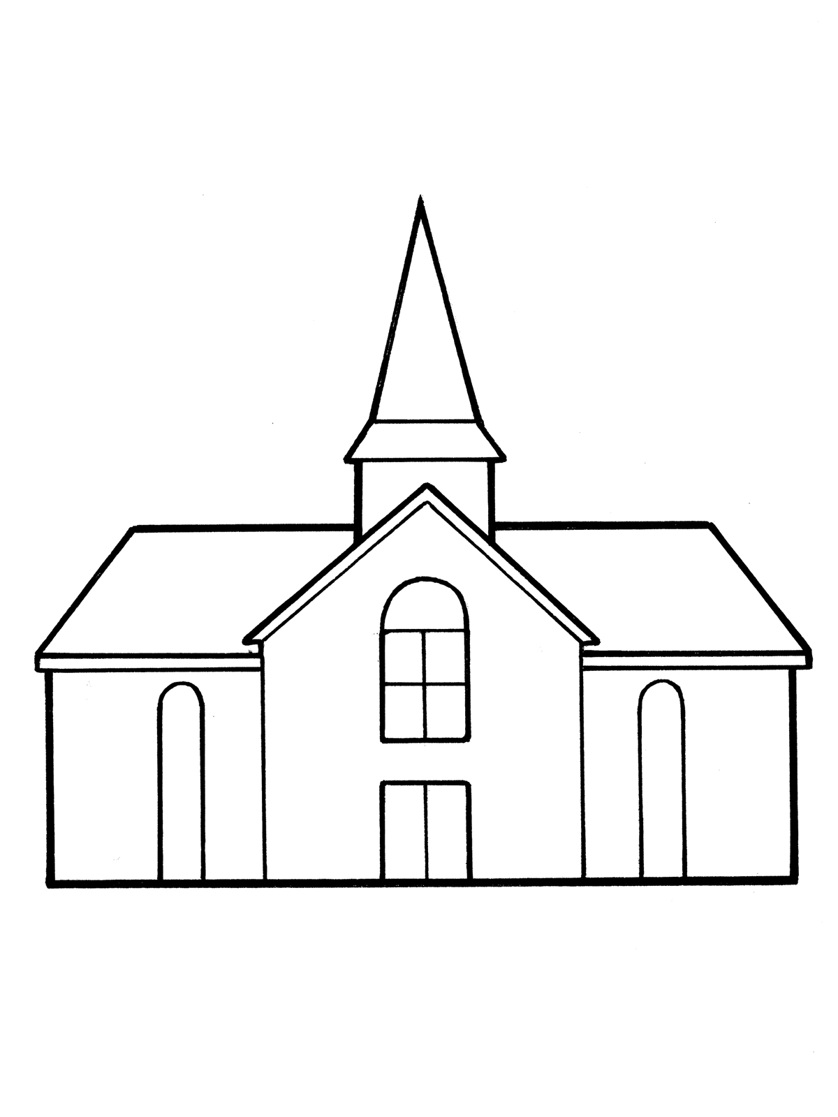 Lds Chapel Clipart Clipart Suggest