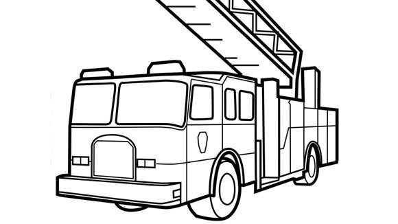 Preschool Fire Trucks Clipart - Clipart Suggest