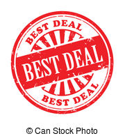 Great Deal Stamp Vector Clipart And Illustrations
