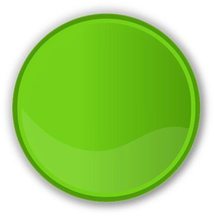 Green Circle Clipart Color Label Circle Green