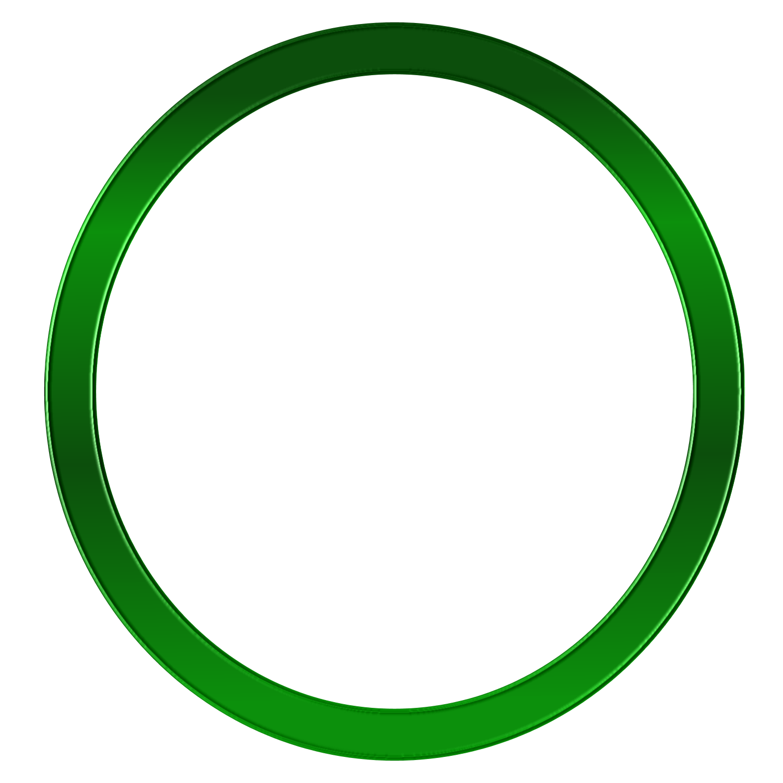 Dark Green Circle Clipart - Clipart Kid Dark Green Circle