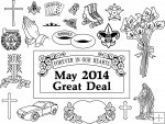 The Great Deal   Clipart
