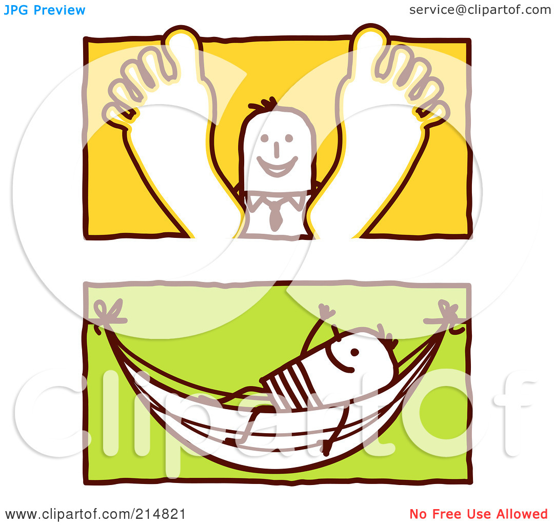 To Relax In Hammock Clipart   Cliparthut   Free Clipart