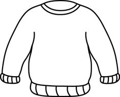 Clip Art Pink Sweater Clipart - Clipart Kid
