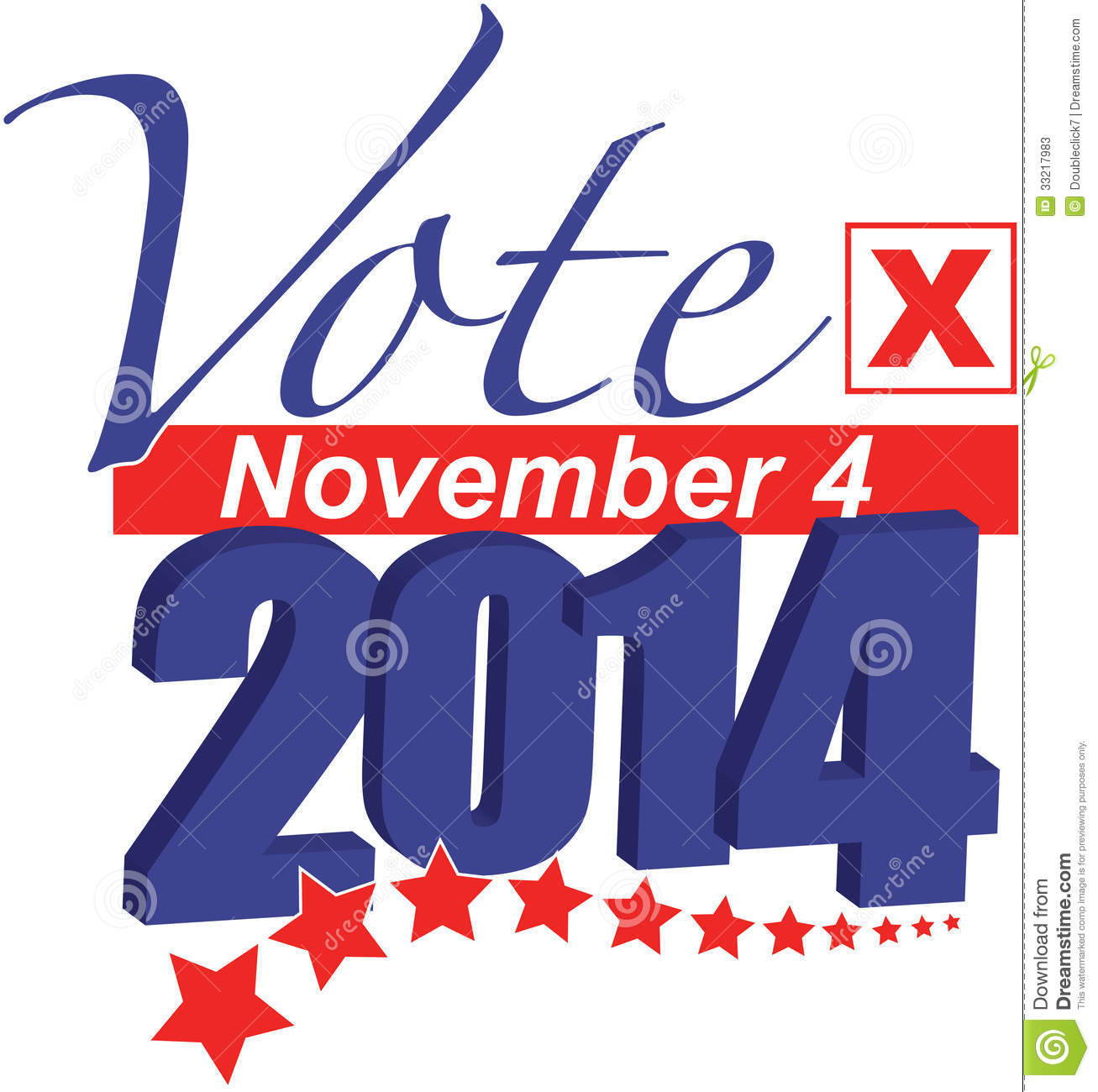 Vote November Election United States Senate Congress Other State