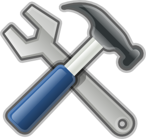 Clip Art Tool Clip Art construction tools clipart kid andy hammer spanner clip art at clker com vector art