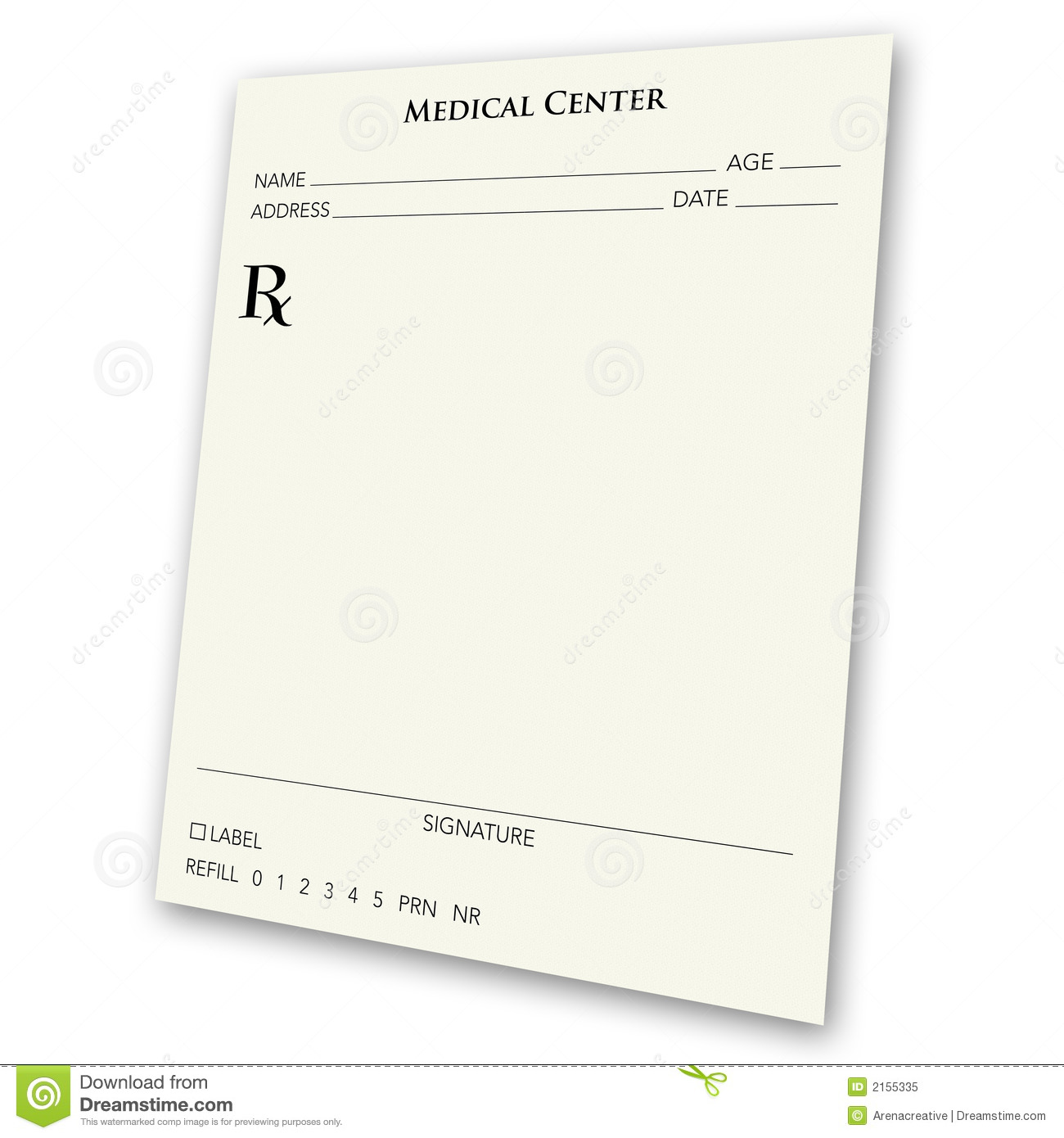 Prescription Pad Clipart - Clipart Kid
