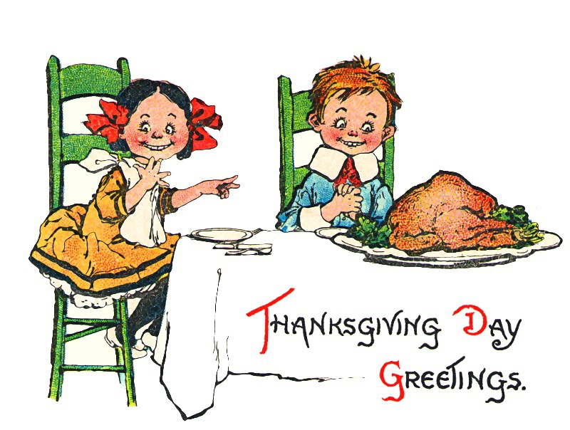 Thanksgiving Dinner Table Clipart Clipart Suggest