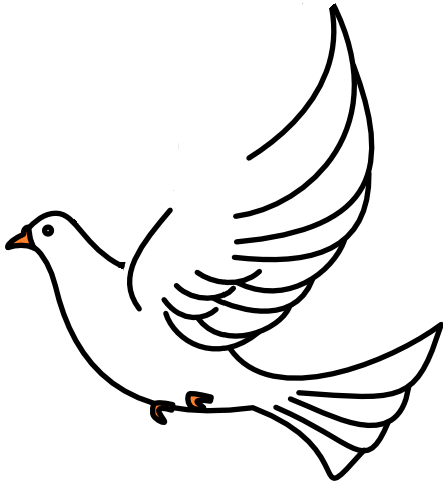 Doves   Free Images At Clker Com   Vector Clip Art Online Royalty