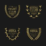 Fight Club Stock Images