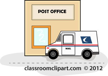 Clip Art Post Office Clip Art post office clipart kid postoffice building delivery