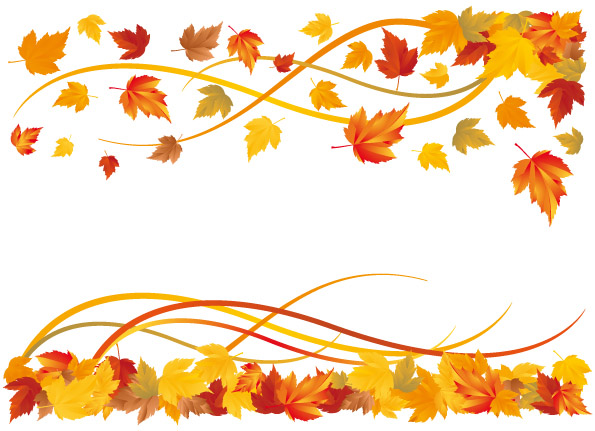 10 Fall Leaves Border Free Cliparts That You Can Download To You