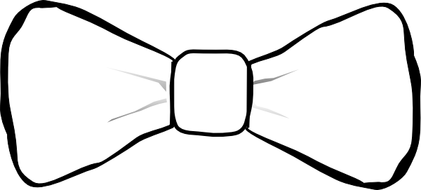 15 black and white bow tie clip art free cliparts that you can