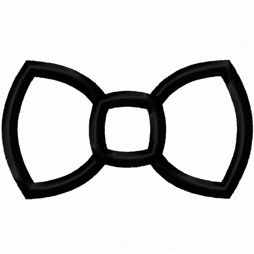 Bow Tie Printable Clipart - Clipart Kid