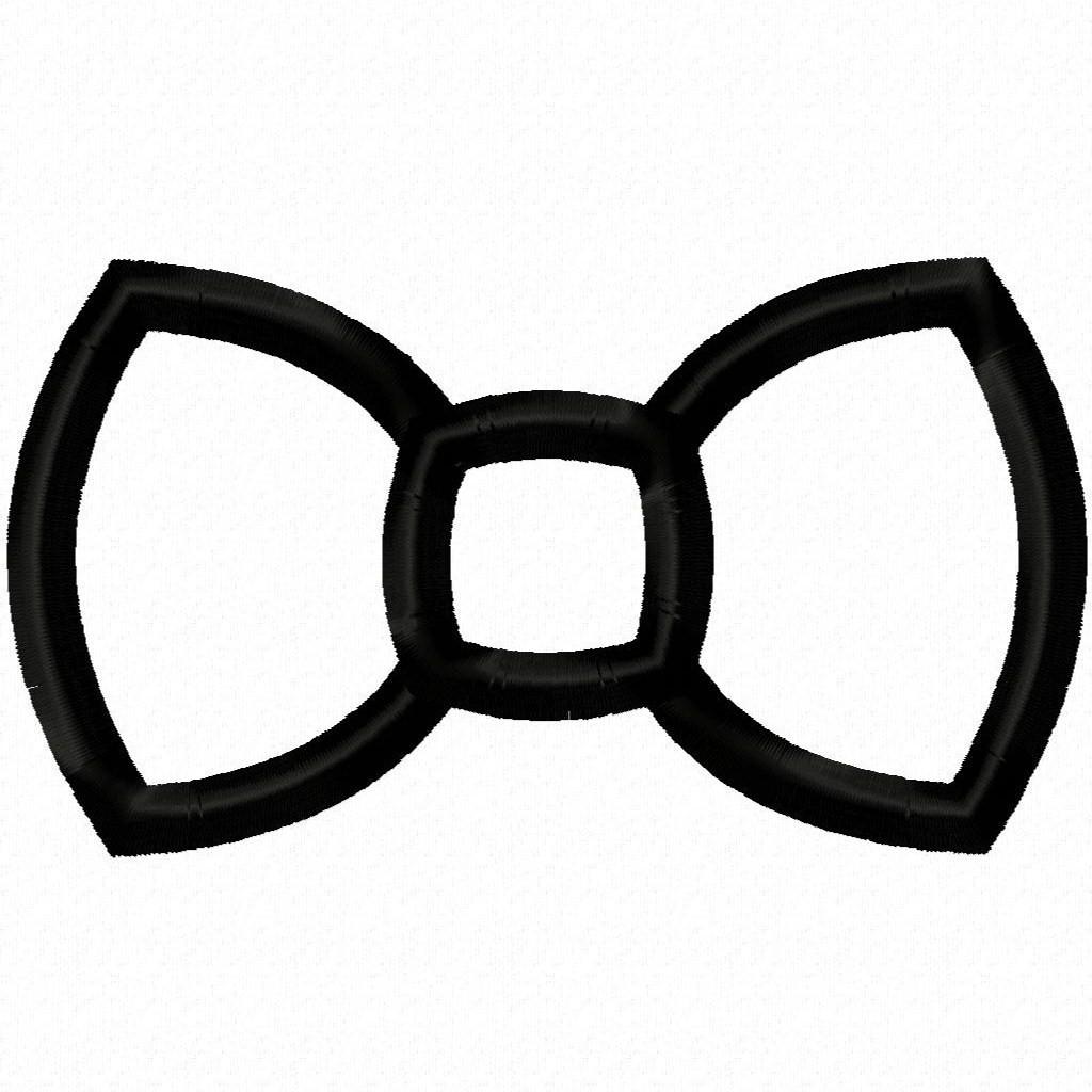 Onesie Bow Tie Clipart - Clipart Suggest