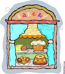 Back   Gallery For   Baked Goods Clip Art