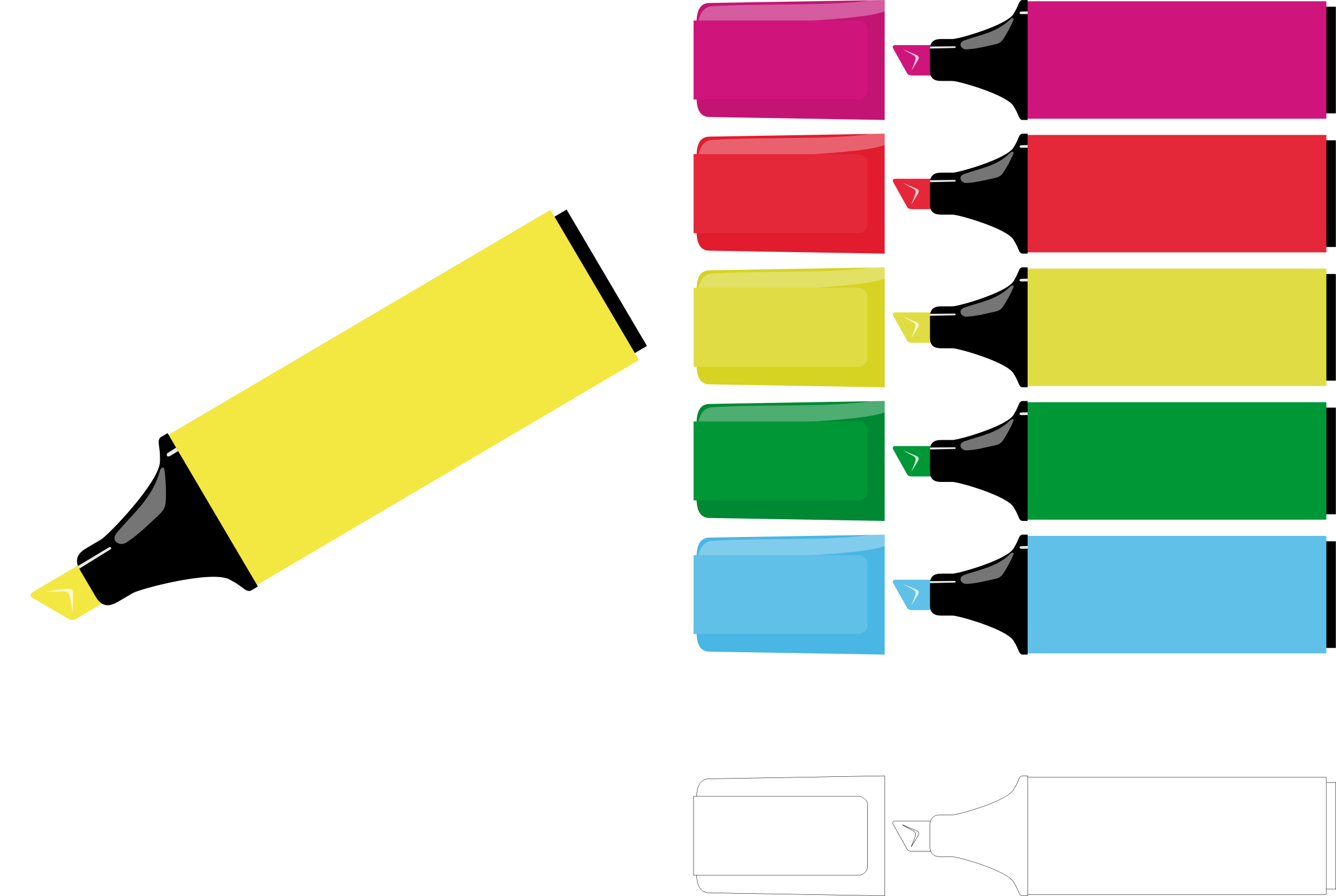 Clip Art Crayola Markers Clipart Panda Free Clipart Images