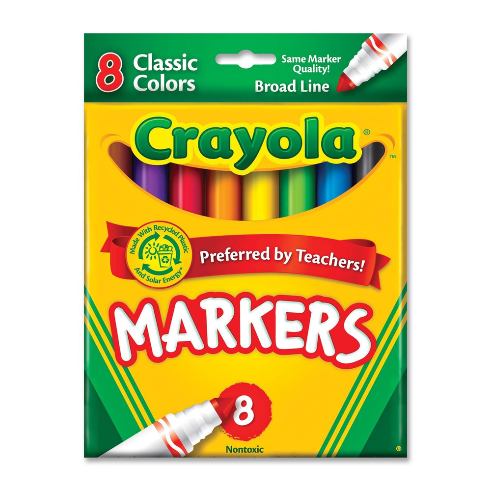 Crayola Marker Clipart - Clipart SuggestCrayola Markers Images Clipart
