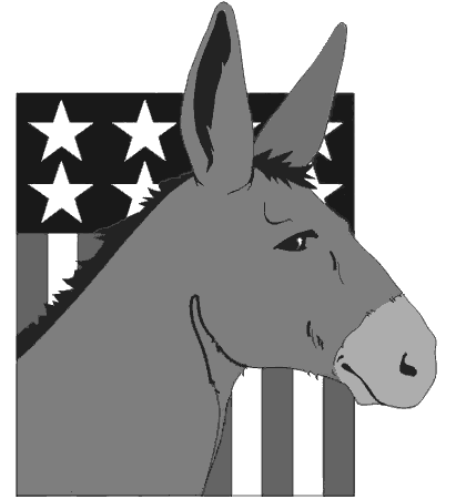 Democrat 1   Http   Www Wpclipart Com Holiday Election Day Democrat