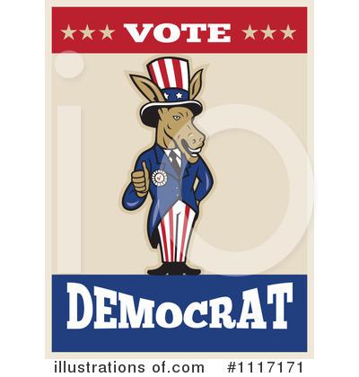 Democrat Clipart  Rf  Democrat Clipart