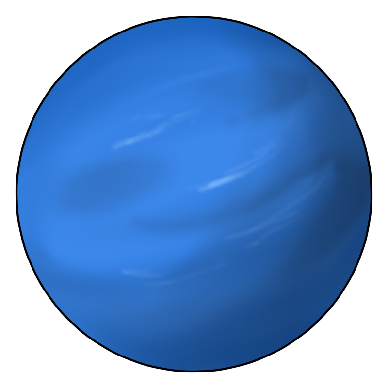 neptune planet clipart clipart suggest