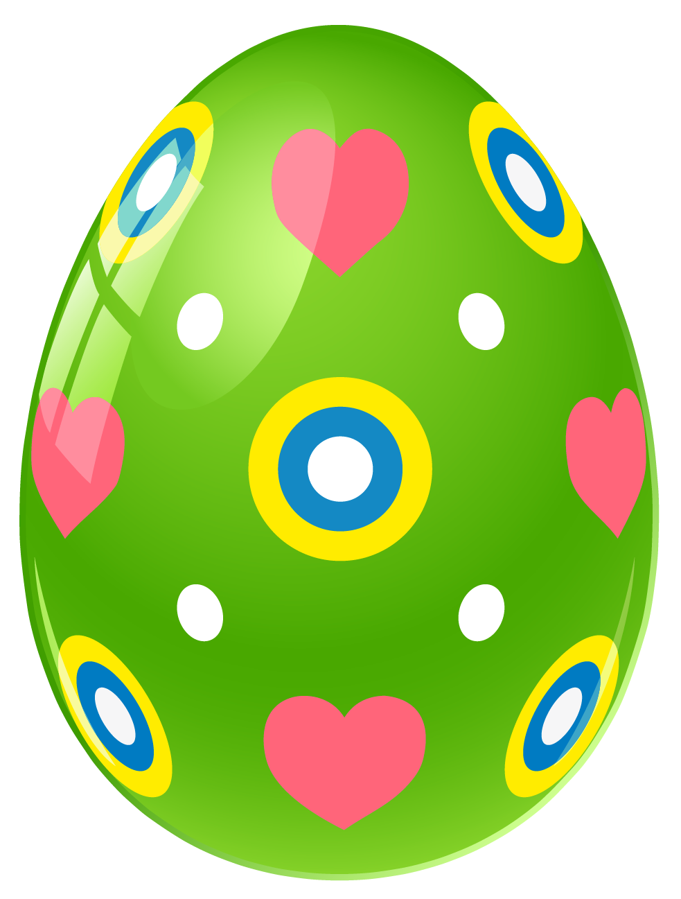 Easter Egg Clipart - Clipart Suggest