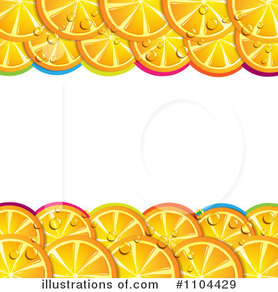 Oranges Clipart  1104429   Illustration By Merlinul