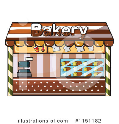 Royalty Free Bakery Clipart