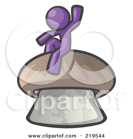 Royalty Free  Rf  Fungi Clipart   Illustrations  1